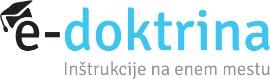 E doktrina Logo