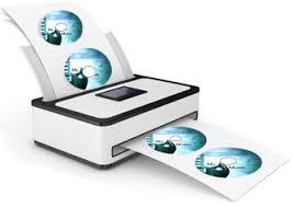 Izvedba tiska na cd