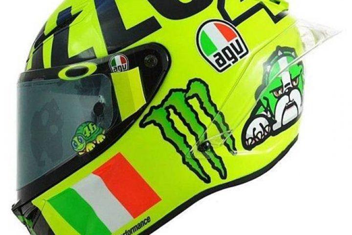 Čelada AGV Rossi
