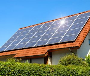 Samooskrba z električno energijo net metering