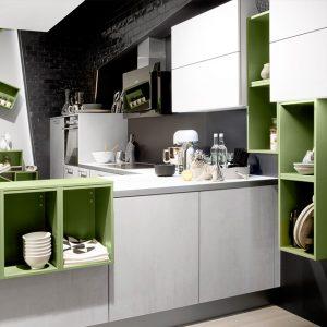 salon kuhinj