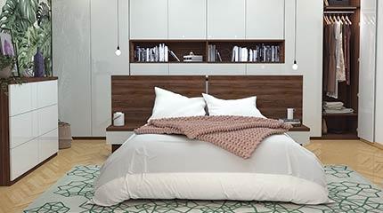 Pohištvo v spalnici