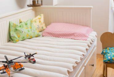 posteljni nadvložek