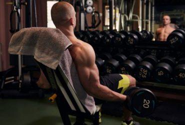 vadbena klop fitnesshop